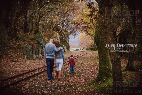 Lakeside Family Shoot